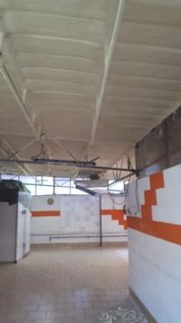 Isolamento termico tetto in lamiera edilchimento - Isolamento tetto interno ...
